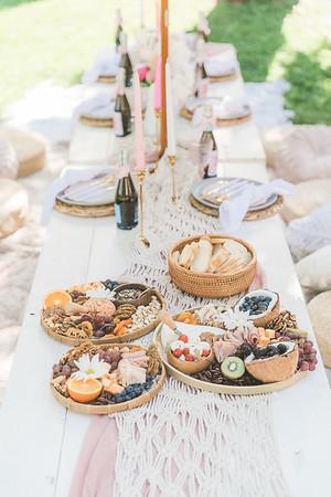 Jill's Bachelorette Party • The Perfect Picnic