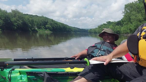 Delaware River June 2014