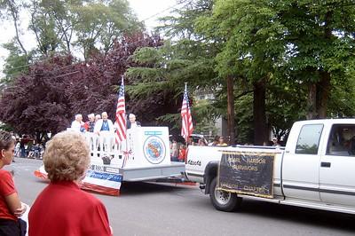 Hillsboro Independence Day Parade 2004