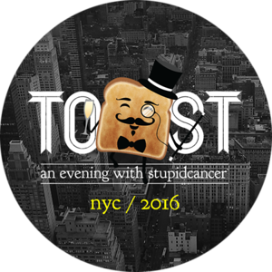 Toast 2016 NYC: An Evening With Stupid Cancer