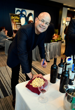 3/23/2019 Mike Orazzi | Staff Bristol Hospital President and CEO Kurt Barwis during the Bristol Hospital Development Foundation's annual Festival of Wine and Spirits held at the DoubleTree by Hilton Hotel in Bristol Saturday night.