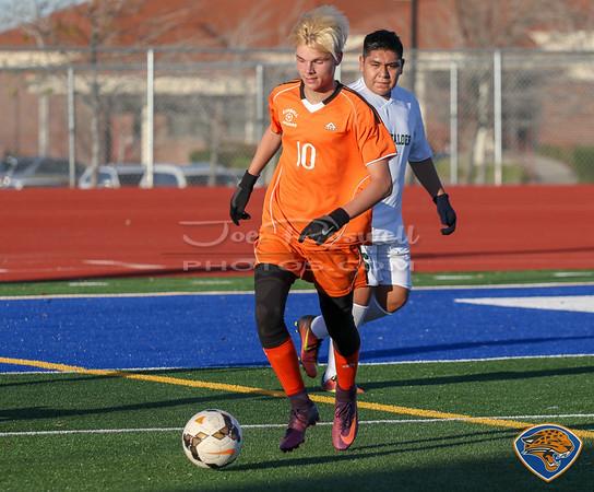 2019 - Kimball vs. Manteca JV Boys Soccer
