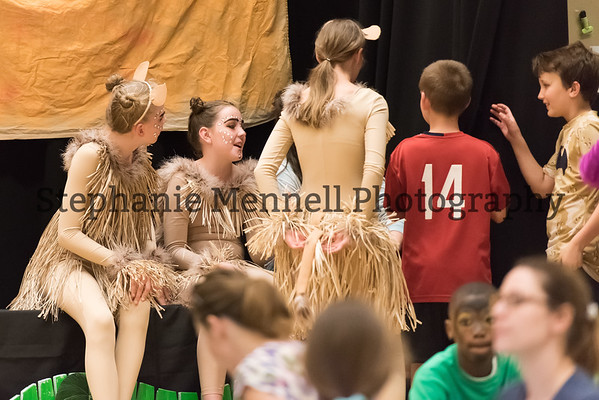 Oak Hill Elementary School - Lion King Jr.