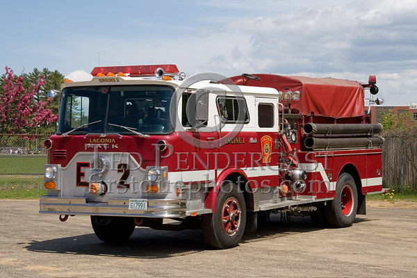 May 2008 - New Hampshire Apparatus