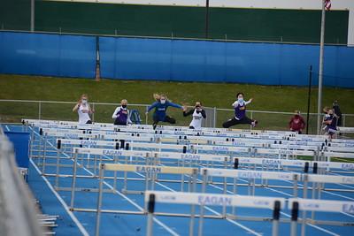 2021-04-20 EHS, LVS, CDH Event 2 - 100m Hurdles