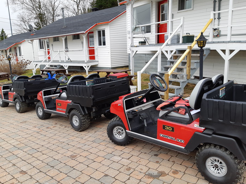 Carts In Front Of Chalet.jpg