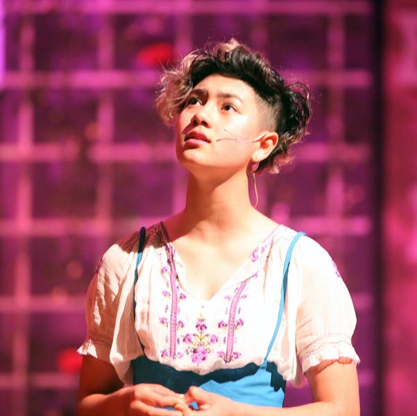 Anna Birman--Beauty and the Beast