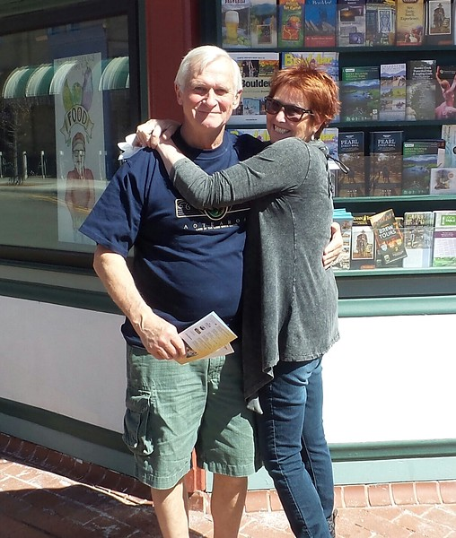 Todd and Linda Mowrer