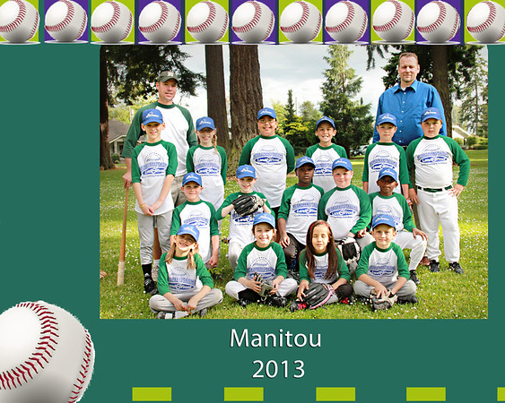 Manitou and Manitou Bulldogs 2013