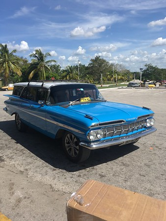 Cuban Transportation
