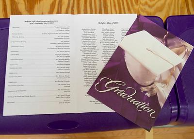 '19 Berkshire High School Commencement - Set 2