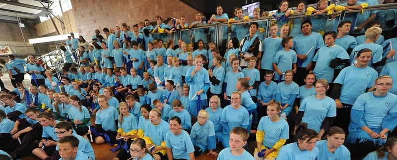 Cultural Celebration for Brigham City Temple Dedication