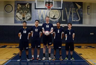 2016/17 OE Boys Volleyball