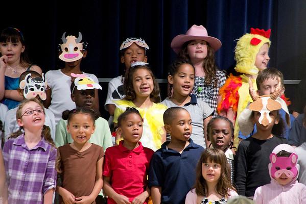 Mt. Pleasant 1st Grade Concert