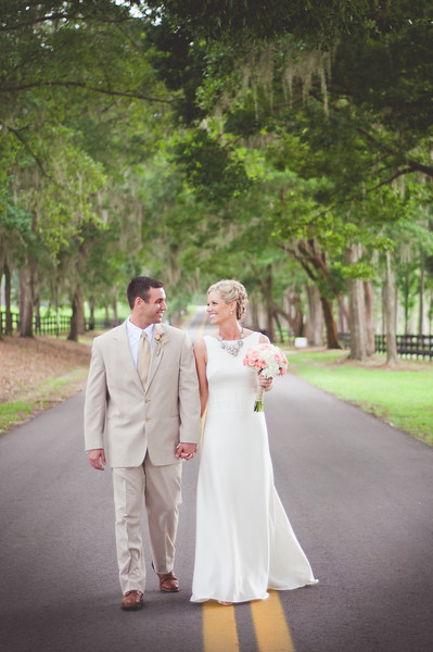 Bride & Groom / Courtney & Dustin's Wedding