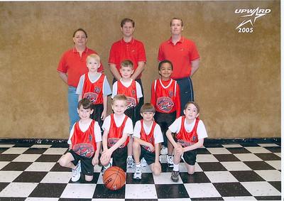 Eric Basketball