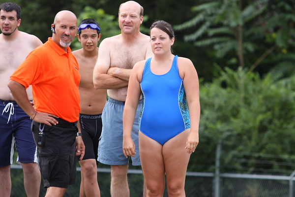 2011 Panther Prowl Triathlon - Swim
