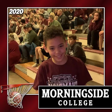 1-25-2020 Morningside College Basketball Game Mobile Photo Booth