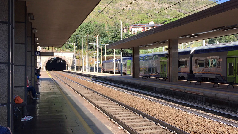 Video - Cinque Terre Express.