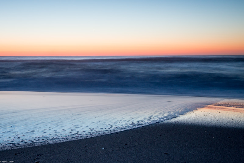 Sunrise by the Waves 1