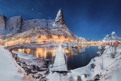 Lofoten Winter Photo Workshop