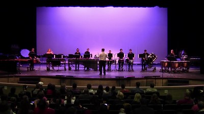 CSMS Band Night of Percussion @ CSHS 02/24/2018