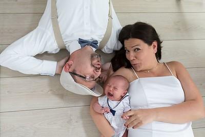Newbornfotoshoot Hoofddorp