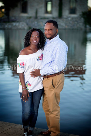 LaShonda & Marcus Engagement photos