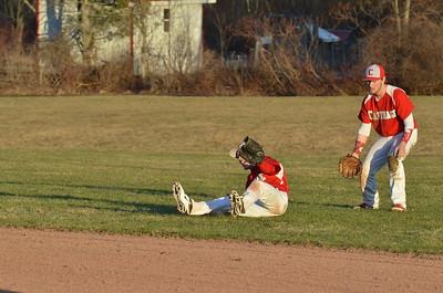 BV Baseball vs Lowville 4-15-15