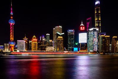 Shanghai, China, 2019