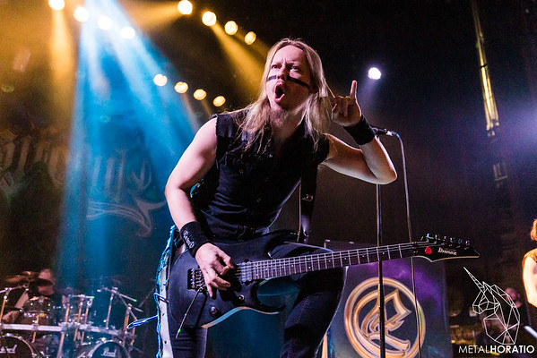 2019-01-09 Ensiferum @ Theatre Coronra