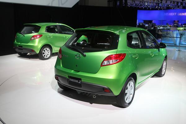 Mazda - 2010 NYIAS