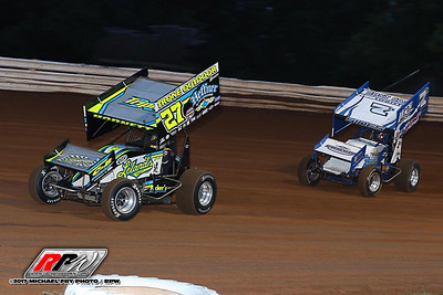 Williams Grove Speedway - Summer Nationals - 7/22/17 - Michael Fry