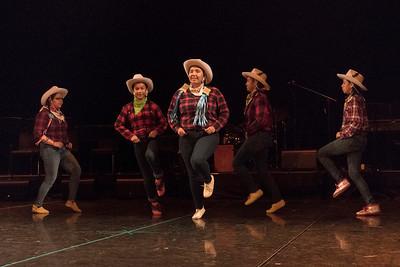 Aboriginal School of Dance - Western Fusion
