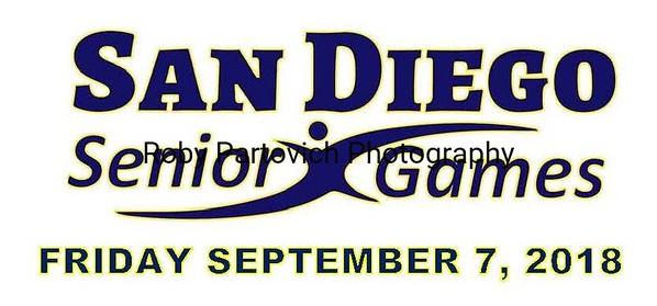 San Diego Senior Games Friday