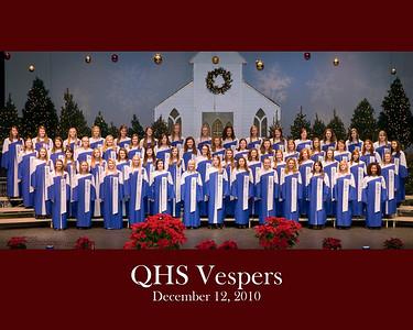 QHS Vespers 2010