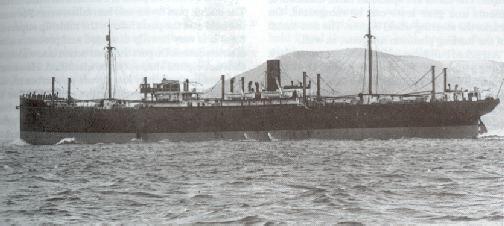 The Hoki Maru