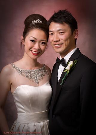 MELISSA & YASUO'S WEDDING