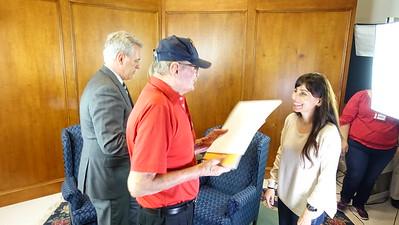 2016: Kevin McCarthy Visits BC