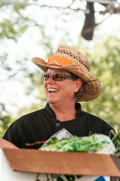Chef Beth Fisher @ MN State Fair