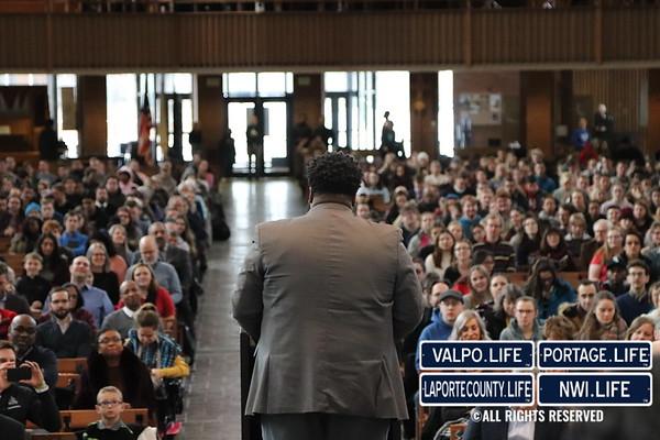 MLK CELEBRATION / Convocation 2020