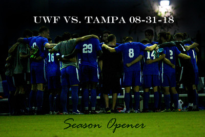 UNIVERSITY OF WEST FL VS. TAMPA 8-31-18
