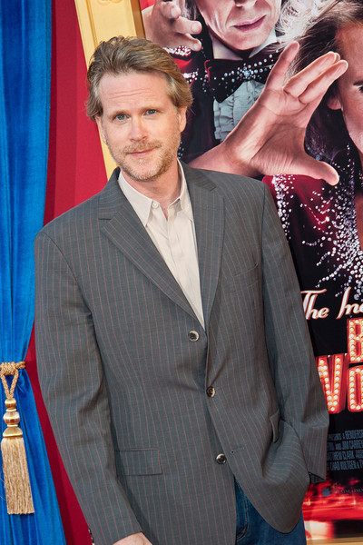 HOLLYWOOD, CA - MARCH 11: Actor Cary Elwes attends the premiere of Warner Bros. Pictures' 'The Incredible Burt Wonderstone' at TCL Chinese Theatre on Monday, March 11, 2013 in Hollywood, California. (Photo by Tom Sorensen/Moovieboy Pictures)
