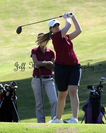 UGHS Golf 4-15-09 Girls