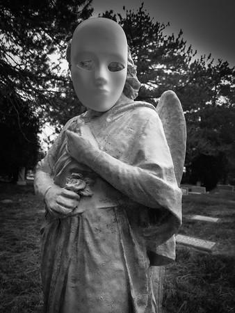 Cemetery Masks