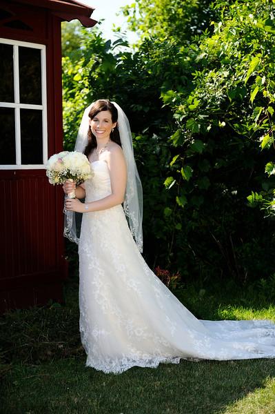 Alexandra Brett Wedding