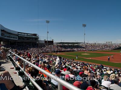 Cleveland Indians v. Los Angeles Dodgers - March 21st
