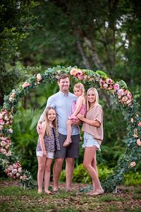 Floral Arch April 2021 - Foss