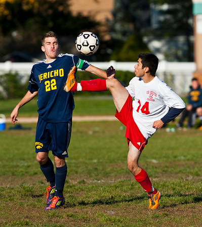 2011-11-01 VS South HS Boys Soccer vs Hewlett HS, 0-1