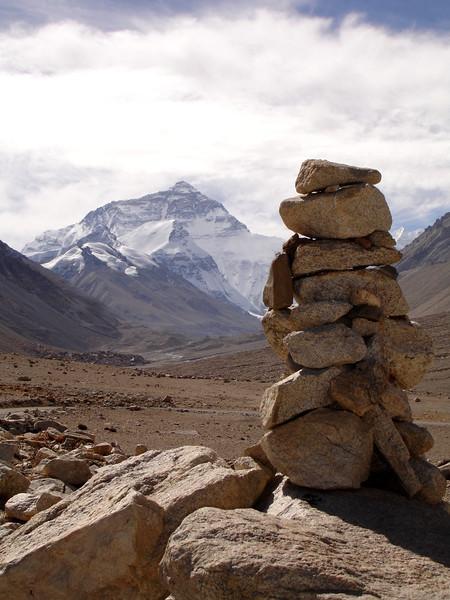 Chomolangma - Mount Everest, Tibet